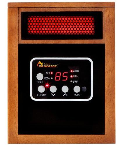 Dr Infrared Heater Quartz + PTC Infrared...