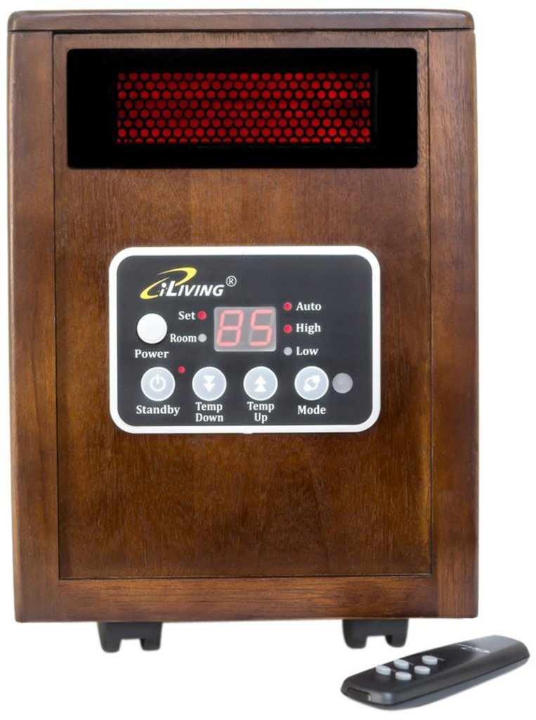 iLIVING Infrared Space Heater