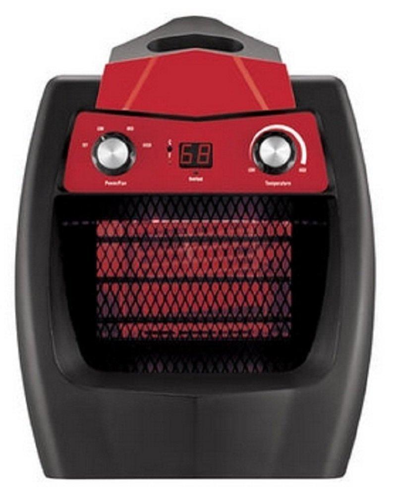 Portable infrared garage heater the craftsmen is the answer for Infrared garage heaters